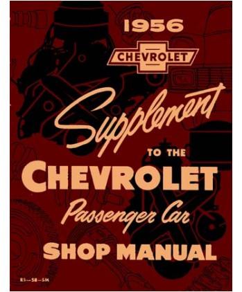 taylor automotive tech line chevrolet car shop manuals on cd rh 4door com 55 Chevy 1956 chevy service manual