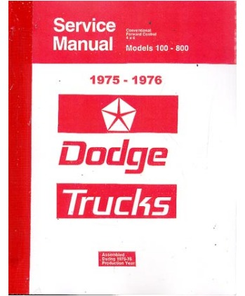 taylor automotive tech line dodge and plymouth truck factory shop rh 4door com service manual dodge ram service manual dodge ram 1500