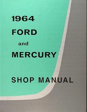 taylor automotive tech line factory ford and mercury car shop rh 4door com 65 Comet 65 Comet