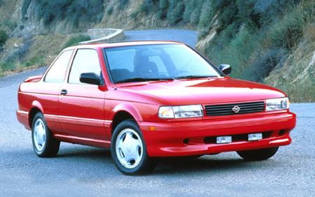 Taylor Automotive Tech-Line 1994 Nissan Sentra MVMA