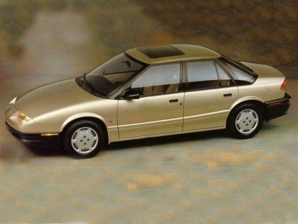 Tyler's 1994 Saturn SL1,