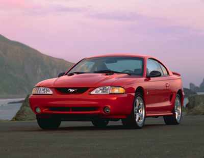 Ford on Taylor Automotive Tech Line 1998 Ford Mustang Mvma Specifications